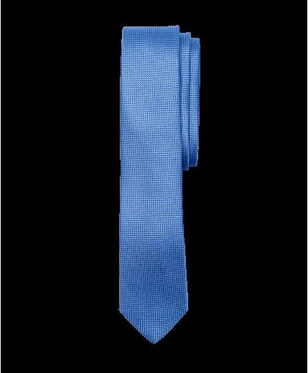 Világoskék aprómintás nyakkendő