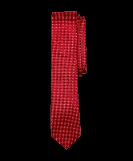Bordó apró négyzetes nyakkendő